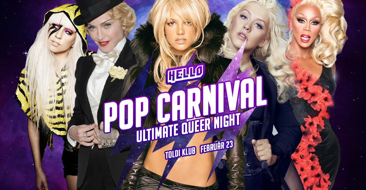 Francois Illas New Tradition: HELLO - Pop Carnival